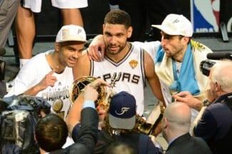 ¡Espectacular! Los mejores momentos del 2014 en la NBA, en dos minutos (Video)