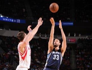 """Marc Gasol se queda en 8 puntos y los Grizzlies caen: """"No tuvimos la motivación suficiente"""" (Vídeo)"""