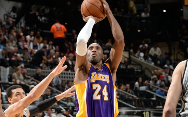 Kobe nunca tuvo abuela. En el instituto ya decía que… ¡Jordan no le podía parar!