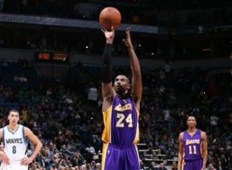 """Kobe supera a Jordan como 3r anotador de la NBA: """"Me ayudó mucho al principio"""""""