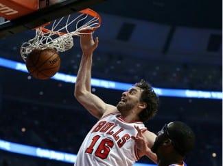 Butler acribilla a los Knicks con 35 puntos. Gasol y Mirotic, sintonizados (Vídeo)