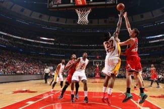Pau Gasol se viste de MVP. Los Chicago Bulls amargan la Navidad a Los Ángeles Lakers
