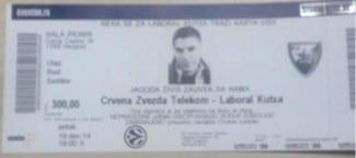 El Estrella Roja, a puerta cerrada ante el Baskonia. Pero vende entradas con el rostro de Marko Ivkovic