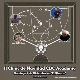 II Clinic de Navidad CBC Academy