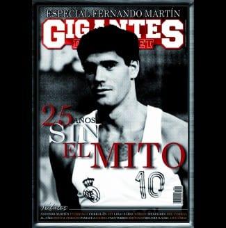 """La última entrevista de Fernando Martín, en el especial Gigantes. """"Petrovic era un indisciplinado"""""""