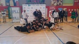 REAL MADRID vence en V Torneo Linfoma y Leucemia