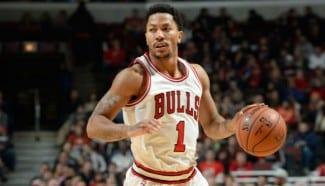 Rose, en modo jugón, acaba con la racha de los Raptors. ¡49-37 en el último cuarto!