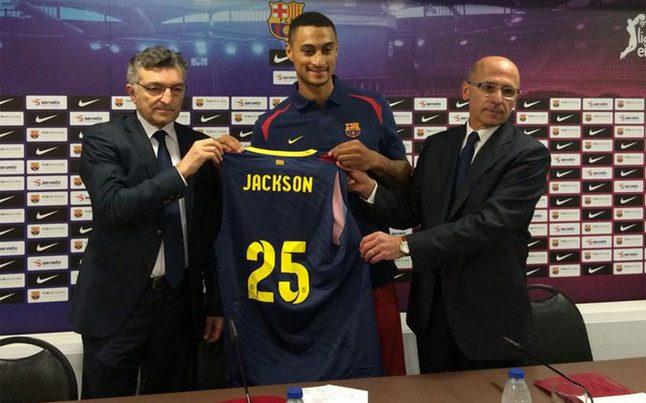 La llegada de Jackson trae un problema al Barça. Deberá descartar a un jugador no cupo