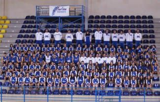 La cantera, epicentro de la gran familia del Melilla Baloncesto