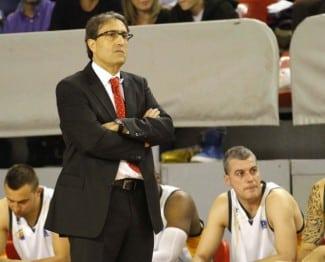 Luis Casimiro, entrenador del Sevilla 24 días después de salir de Fuenlabrada