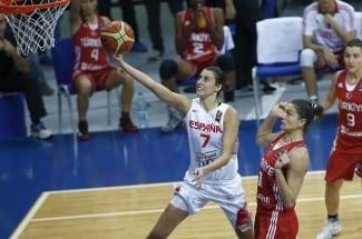 Alba Torrens, un 2014 de ensueño. Mejor jugadora europea por 2ª vez