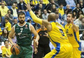 """El Unicaja se la juega en el Top 16 ante el Fenerbahçe. Vasileiadis: """"Es una final"""""""