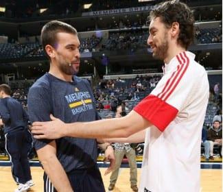 ¡Histórico! Pau y Marc, primera pareja de hermanos titulares en el All-Star