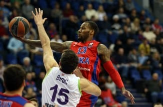 El Baskonia se queda a las puertas de la remontada. CSKA gana con Weems enchufado