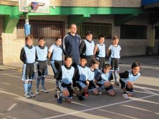 Montpellier 22-48 San Patricio B, Alevín Masc. Gr. 2- Escuelas Católicas