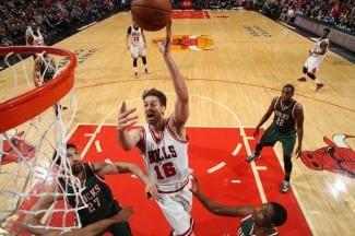 Pau pulveriza récords en la NBA. Chicago le aclama: ¡MVP! 46 puntos y 18 rebotes