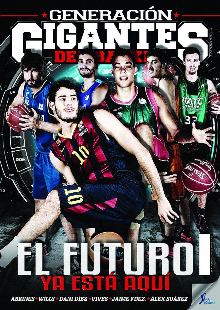 La Generación Gigantes en la revista de enero. El futuro ya está aquí. ¡Ya a la venta!