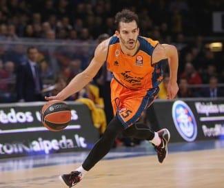 Pau Ribas, salto de gigante. Lidera al Valencia Basket y llama a las puertas de la Selección