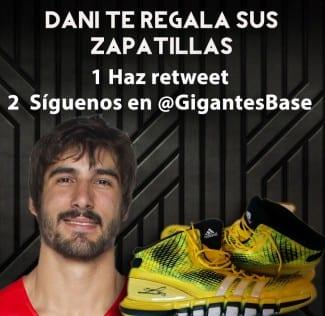 Ya tenemos ganador de las zapatillas de Dani Díez. Conócelo