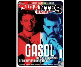 ¡¡Gasolmanía!! la revista Gigantes analiza el fenómeno de los hermanos de moda