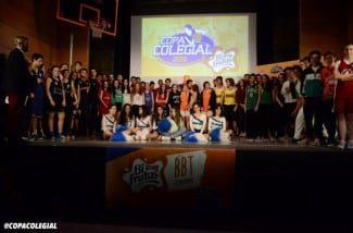 La Copa Colegial de Madrid se viste de Gala