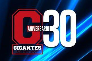 Gigantes 1985-2015. 30 años de baloncesto