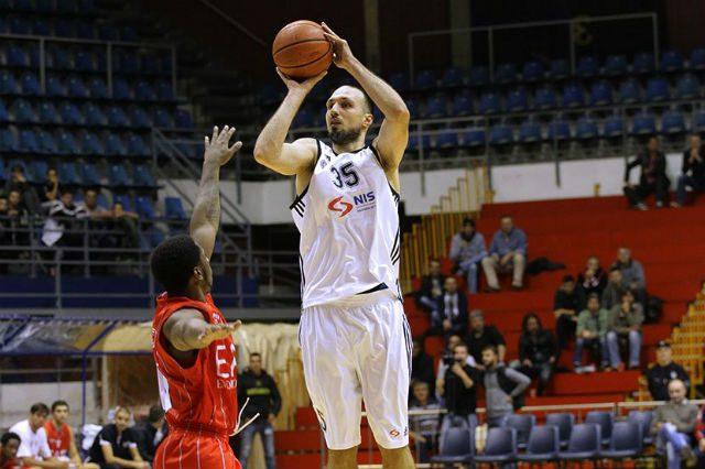El Andorra reemplaza a su MVP Ivanov con el ala-pívot serbio Luka Bogdanovic