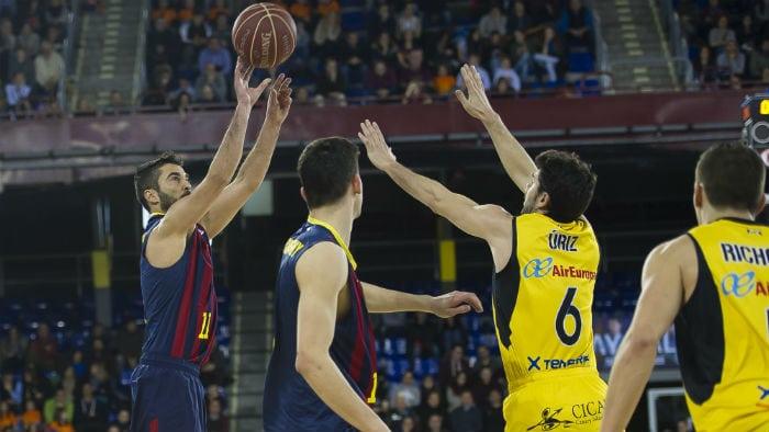 Barça, exigido por el Tenerife. Estu, fuerte en casa. Sevilla gana al CAI tras 2 prórrogas