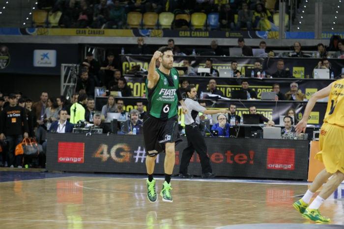 Sergi Vidal lanza al FIATC Joventut a las semifinales siete años después