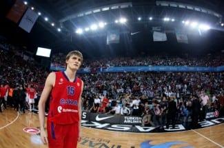 Kirilenko regresa al CSKA Moscú para quitarse la espina de la final de Estambul'12
