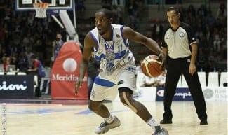 La historia del máximo anotador de la final de Copa de Italia: Un NBA que jugó ¡en Segovia!
