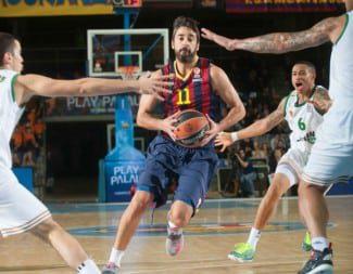 Juan Carlos Navarro ya entrena con el Barça, pero ve difícil llegar al EuroClásico