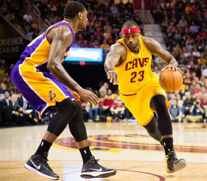 """LeBron James, sobre el hito de los hermanos Gasol: """"Es increíble y magnífico para la NBA"""""""