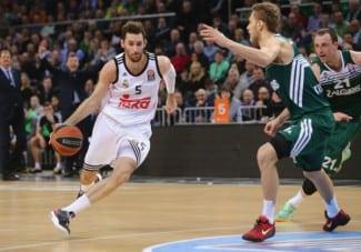 El Madrid, con paso firme: en Kaunas sólo encajó 24 puntos tras el descanso (Vídeo)