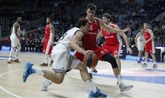 El Madrid no baja el nivel de la Copa y arrolla al Estrella Roja. Marjanovic, formidable(21+13)