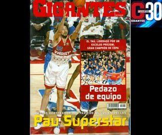 Houston 2006, el primer All-Star de Gasol. Doce rebotes pese a una amigdalitis