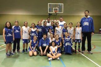 El minibasket femenino recibe la visita de Tsiaras y Gatell del Club Melilla Baloncesto