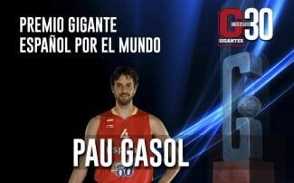 ¿Quieres ver el mensaje que nos mandó Pau Gasol para felicitarnos?