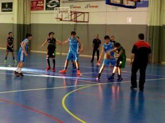 Bahía San Agustín – CB La Salle 81-76 Infantil Masculino