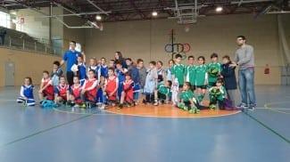 La «LOCURA» del Babybasket en el Colegio AMORÓS