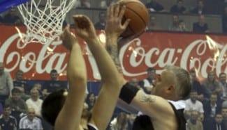 ¡Piel de gallina! Así estaba la Pionir para ver a las leyendas del Partizan (Vídeos)