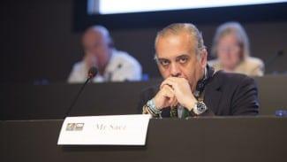 FEB: Sáez vuelve, convoca elecciones y no se presenta. El CSD pide que se le expediente