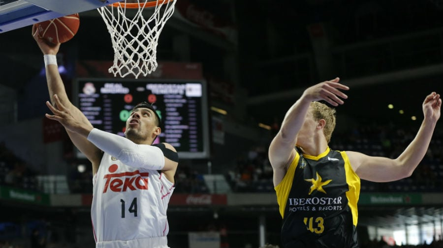 El Iberostar le aguanta tres cuartos al Madrid. El Barça despertó a tiempo