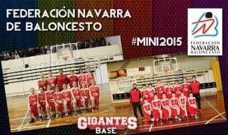 #Mini 2015; plantillas de la Comunidad Navarra