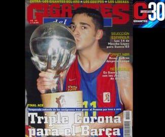 12 años de la Triple Corona para el Barça y del reinado de LeBron en el draft de la NBA