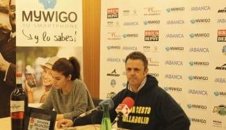 Fisac (Valladolid): «Veo a mis jugadores mal, muchos no pueden ni desayunar» (Vídeo)