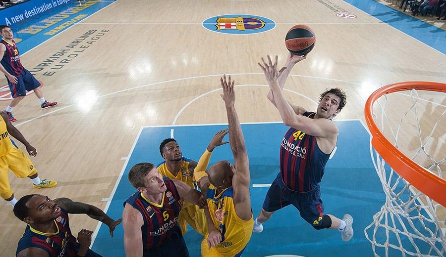 Tomic, destino NBA: MVP de la jornada en Euroliga con su 2ª mejor valoración (Vídeo)