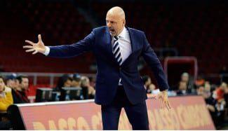 Sasa Obradovic, antes del duelo ante el Madrid: «No ondearemos la bandera blanca»