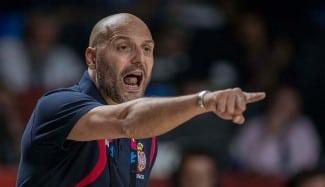 """Djordjevic: """"Mi principal objetivo con Teodosic fue enseñarle el rol de líder"""""""