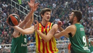 Tibor Pleiss, ¿NBA, si o no? «Ahora sólo me interesa el Barça. No miro más allá»